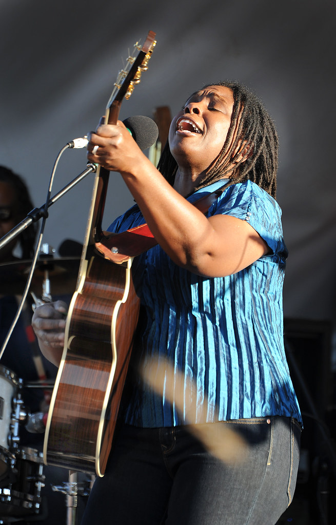 Ruthie Foster Family Blues at Newpark Town Center