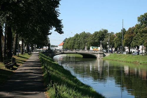 Brücke Notburgastraße