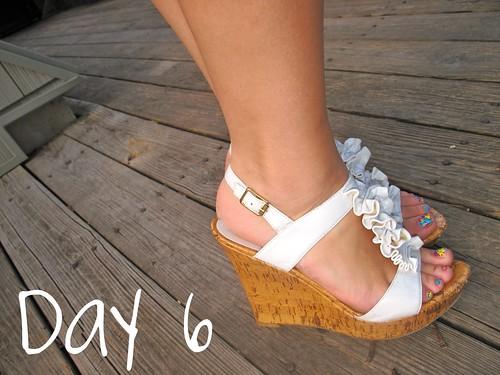 Livingaftermidnite - 30 Day Shoe Challenge Day 6