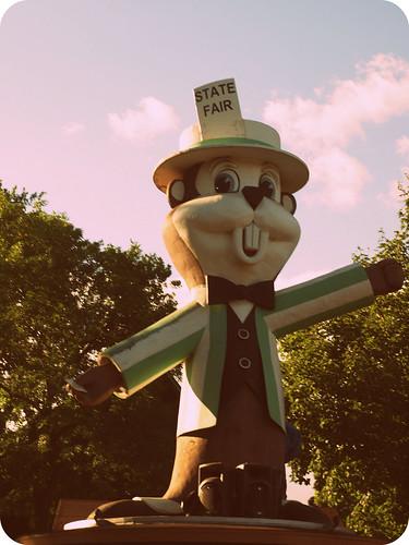 fair mascot