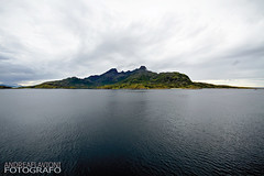 norway - somewhere outside Bodo (Andrea Flavioni Photographer) Tags: sea sky water norway clouds landscape northsea nordic bodo norvegia polarcircle circolopolareartico
