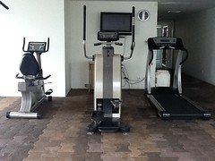 Exercise Machines - Pat