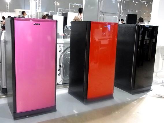 MITSUBISHIのアジア向け冷蔵庫