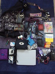 What's in my bag? (sidhe-unseelie) Tags: whatsinmybag wimb prompted