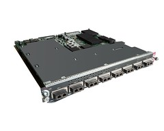 Cisco Catalyst 6900 シリーズ 8 ポート 10GbE 光ファイバ モジュール