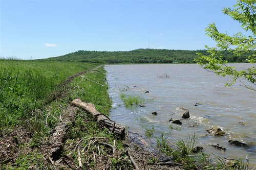 Kidd Lake provides 2,605 acre-feet of storage for fish and game conservation