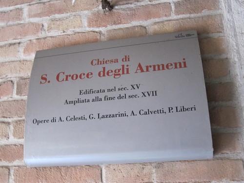 Santa Croce degli Armeni