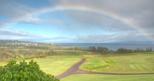 Kapalua Rainbow