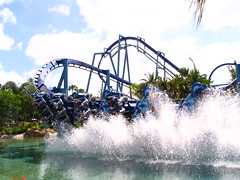 Seaworld Coaster
