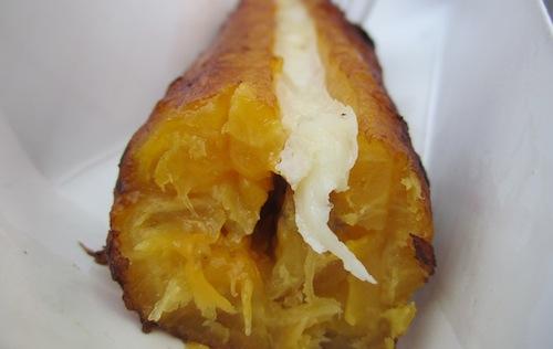 Amarillo con queso