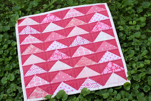 Project Monochrome: Pink by jenib320