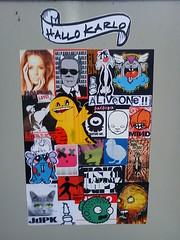 DHL Combo! (HalloKarlo) Tags: sticker combo hallokarlo
