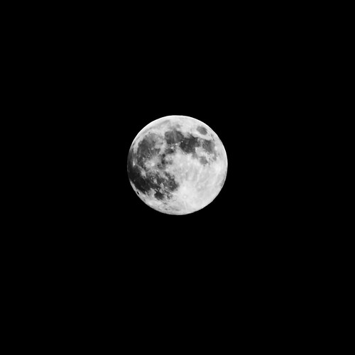 Full Corn Moon - September 11, 2011
