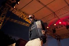 B.o.B. at Juice Jam 2011