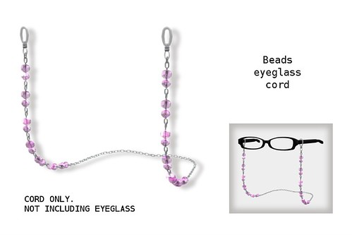 Beads_eyeglass_cord(Violet)