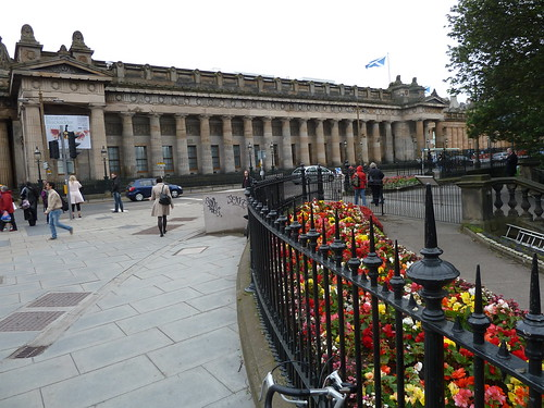 Royal Scottish Academy, Princes St