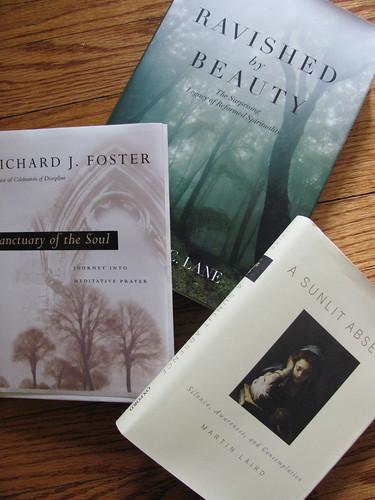 Spiritual Practice Books