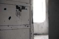 (Blackeyedog) Tags: light shadow blackandwhite bw white black abandoned film analog casa estate takumar decay ombra nowhere hc110 super h 55mm 400 m42 135 bianco luce umbria analogica interno 163 pellicola abbandono umbra kodakhc110 blackwhitephotos autaut polypan bwfp