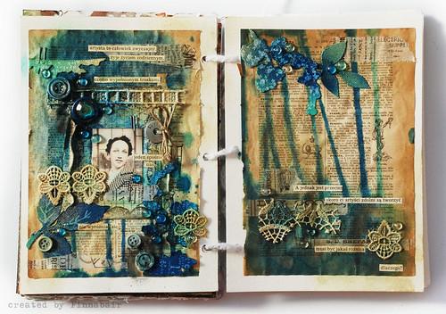 Journal Timboctou - artystka ze spalonego teatru