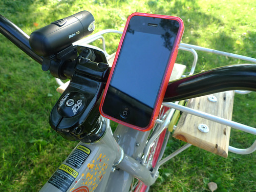 iphone bike mount
