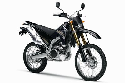 2012年モデルWR250R(ブラック)
