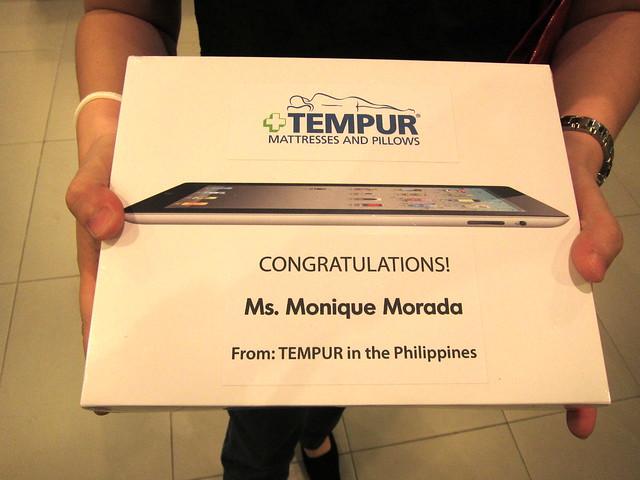 Tempur winner