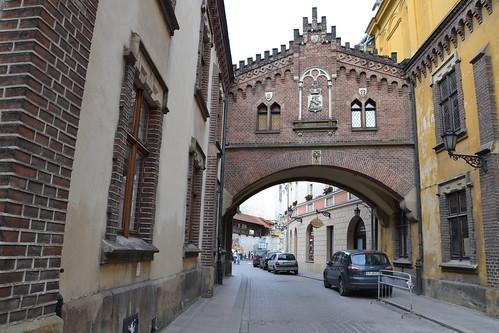 Arco calle Pijarska