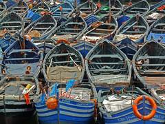 8 fishing port - Agadir (YourCCDA) Tags: blue sea mer white port boat fishing fisherman marin agadir bleu bateau pêcheur blanc pêche maroco fishingport portdepêche christophecloud