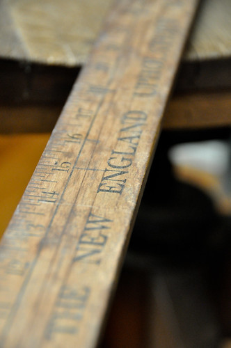Giant Measuring Stick from Brimfield