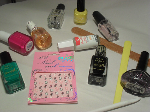 The Student's Guide To Nail Polish