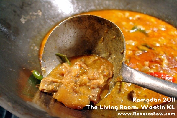 Ramadan 2011 - The Living Room, Westin KL-25