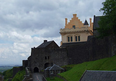 North Gate (SPMac) Tags: castle scotland hall gate stirling great north ramparts battlements