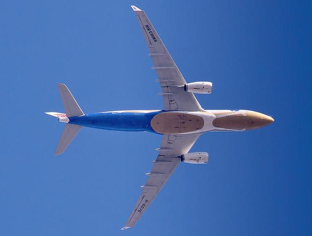 Air China A332 B-6076 @ 2568 m