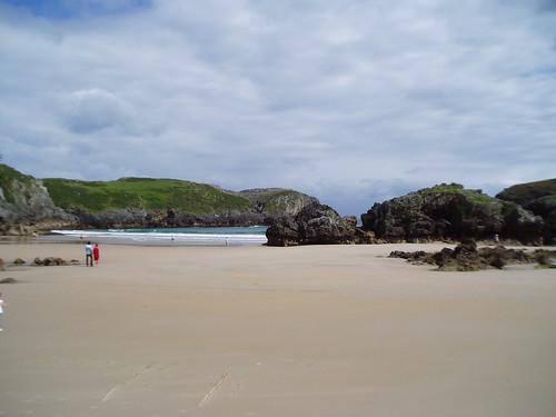Playa Borizu Asturias