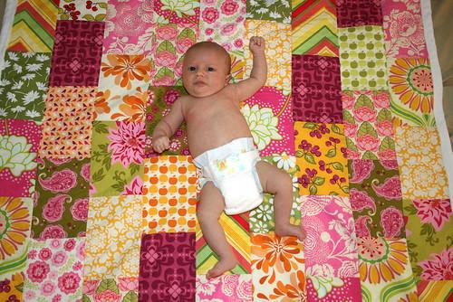 baby k quilt