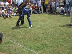 Wrestling at Yayla (ali eminov) Tags: people men sports children women wrestling competition bulgaria celebrations generations wrestlers yayla rodopi rhodopes worldpeople mevlit easternrhodopes rusalsko joyouscelebrations hotal