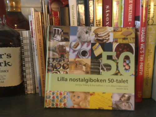 Lilla nostalgiboken 50-talet