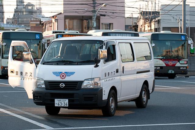 関東バス 青梅街道営業所乗務員 関東鉄道常総線 キハ350形最後の定期運