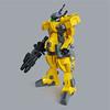 Tentō M-51 - Gunner Class (Fredoichi) Tags: robot lego space military micro mecha mech microscale fredoichi