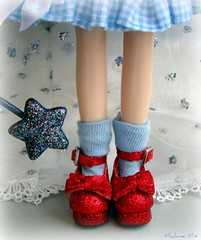 Dorothy está pronta!!