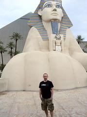 Las Vegas Luxor Hotel