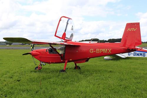 G-BPMX - ARV1 Super 2_  Dunkswell