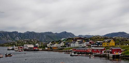 Gjesvær / Nordkapp - 26.07.2011