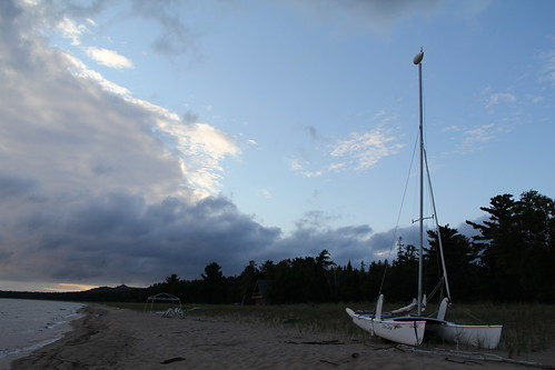 Sailing on dry land