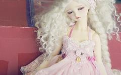 15 (c a r o l i n e*) Tags: england doll leeds convention bjd bluefairy faceup leekeworld minoruworld rosadoll ukbjd
