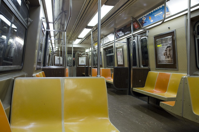 365.5 Empty C Train