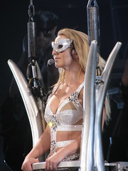 (wereonfirenow) Tags: toronto canada concert tour spears air centre femme britney fatale