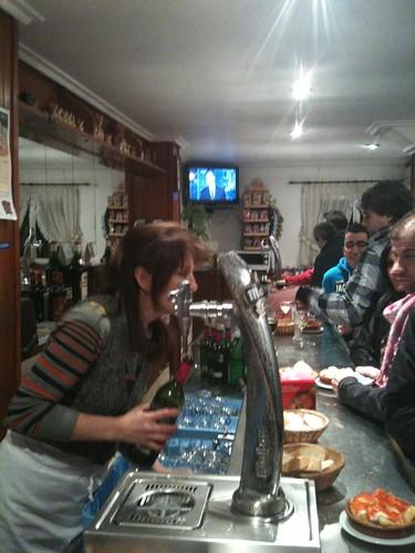 Logroño | Bar Jubera | Barra