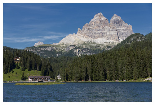 Misurina - Dolomites - UNESCO World Heritage Site