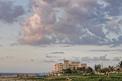 Vintage Cuba (puntxote) Tags: costa color landscape mar nikon cuba cielo nubes habana panormica d90 5photosaday